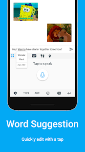 TalkType Voice Keyboard- screenshot thumbnail