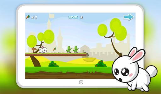 Tom Bunny Run Dash screenshot 7