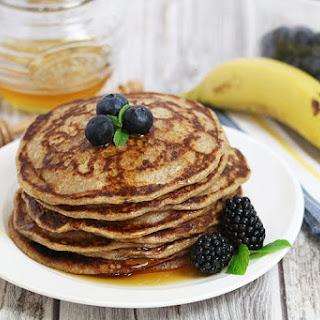 Rye Sourdough Pancakes