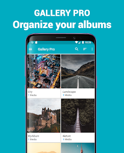 Gallery Pro: Photo Manager & Editor 1.5 (Paid)
