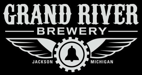 Logo of Grand River Small Town Brown