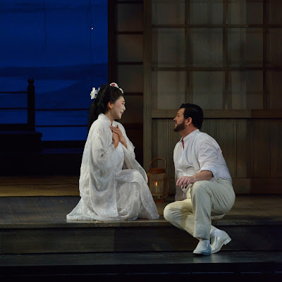 Making the connection: Madama Butterfly in Manitoba