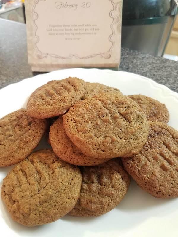 Nana Butter Cookies Recipe