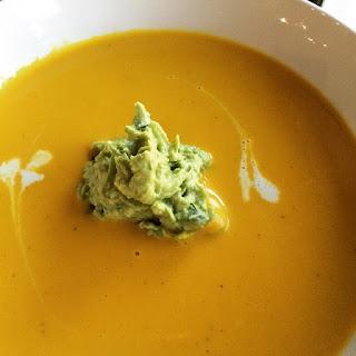 The best homemade Pumpkin Soup