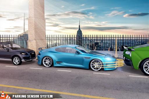 Prado luxury Car Parking Games 2.0 screenshots 2