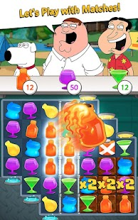 Family Guy Freakin Mobile Game- screenshot thumbnail