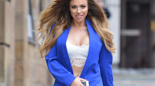 Holly Hagan set for Celebrity Big Brother