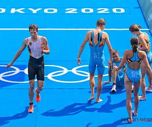 Belgian Hammers knap in de top vijf in het mixed relay triatlon maar niet beloond met medaille