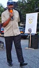 "Photo: Sr. Pastor Anthony A. Jackson at ""Alive After Five"" Patchogue, NY 8/22/13"