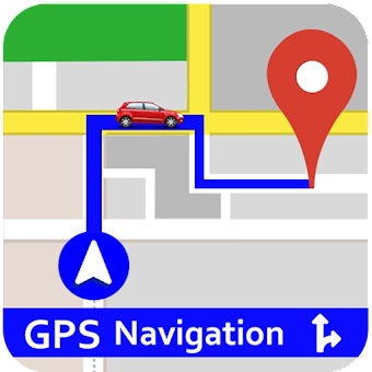 GPS Navigation Route Maps - Driving Directions