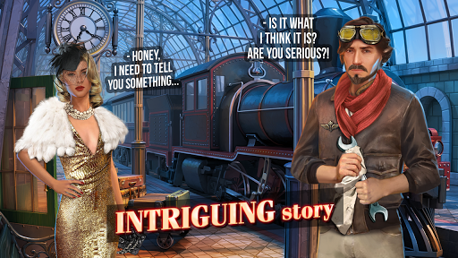 Hidden Object Games: Mystery of the City 1.16.0 screenshots 5