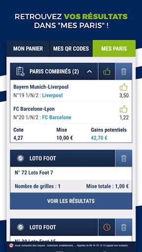 ParionsSport Point De Vente 5.13.1 screenshots 6