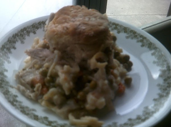 Turkey (or Chicken) Pot Pie Recipe