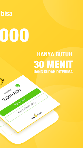 WeCash Partner  - Pinjaman Uang Hasilkan Uang for PC