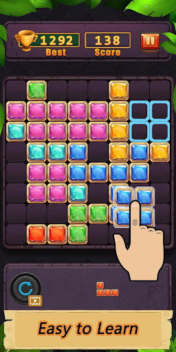 Block Puzzle Jewels Legend  captures d'écran 2