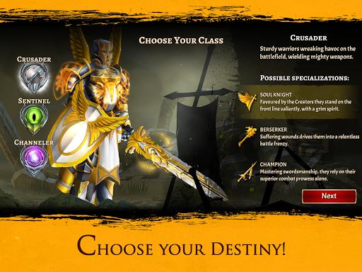 Eterna: Heroes Fall - Deep RPG 1.146 screenshots 7