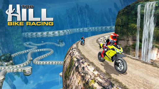 Hill Top Bike Racing screenshots 1