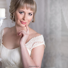 Wedding photographer Valeriya Strigunova (strigunova). Photo of 07.01.2016
