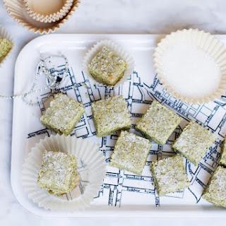 Matcha Green Tea Shortbread Cookies Recipe