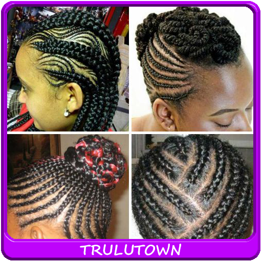 Braid Hairstyle for Black Girl - Apps on Google Play