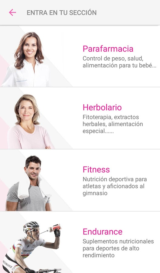 NutriTienda- screenshot