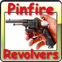Pinfire revolvers explained icon