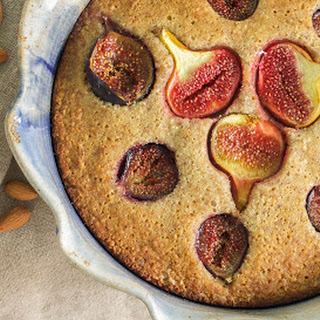 Tuscan Fig Cake