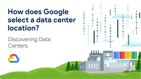 Scopri quali sono i criteri che rendono una località idonea per un data center di Google.