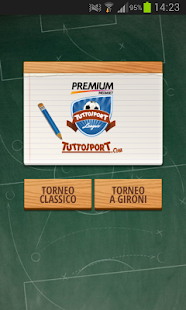 Tuttosport League- screenshot thumbnail