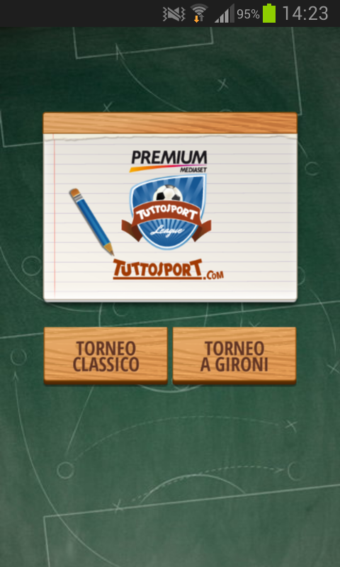 Tuttosport League- screenshot