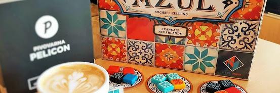 Turnir: Azul (igra leta 2018)