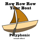 Row Row Your Boat Polyphonic Sound Effects Text Tones and Ringtones