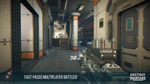 Destiny Warfare: Sci-Fi FPS 1.1.5 screenshots 10