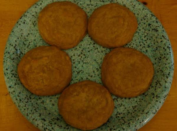 Brown Sugar Drop Cookies Recipe