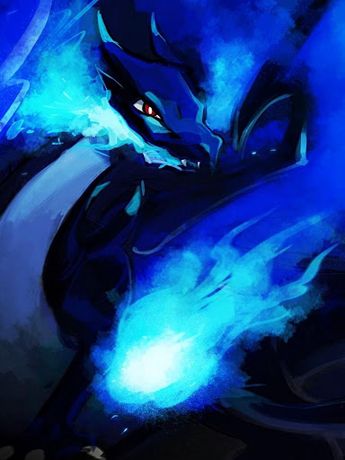 Mega Charizard X Wallpaper Screenshot 3