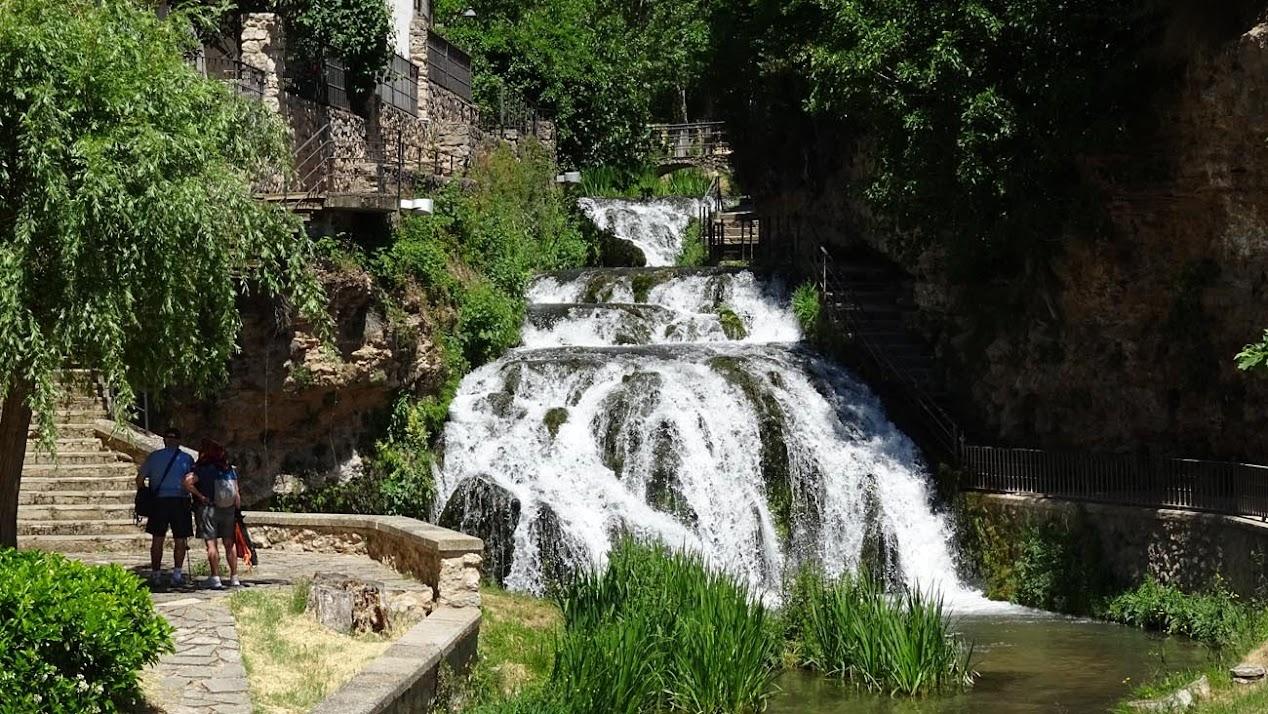 cascadas del rio Cifuentes