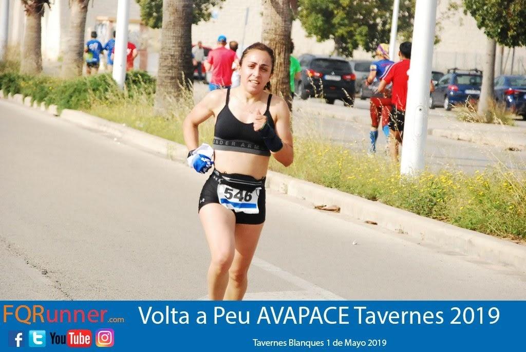 Maria Jose Espada Leal del C.t. Huracan Valencia
