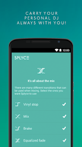 Splyce music player & automix v1.1.0 Full
