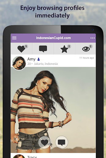 IndonesianCupid - Indonesian Dating App 2.1.6.1559 screenshots 6