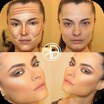 Makeup Contouring Icon
