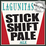 Lagunitas Stick Shift Pale Ale