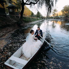 Jurufoto perkahwinan Valeriy Dobrovolskiy (DobroPhoto). Foto pada 11.11.2018