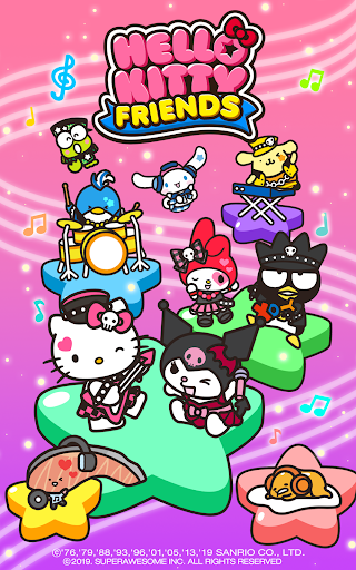 Hello Kitty Friends 1.6.30 screenshots 21