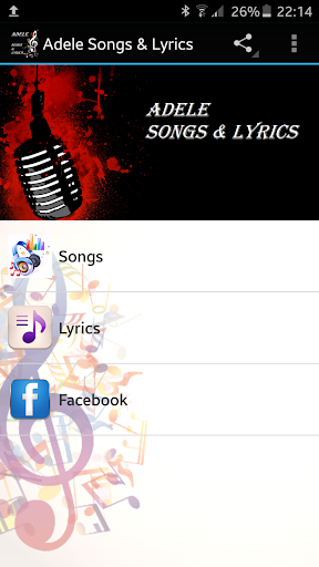 Adele Songs Lyrics