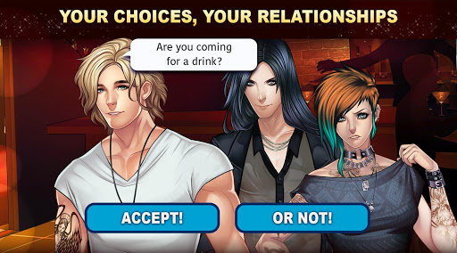 Is-it Love? Colin: Choose your story - Love & Rock 1.2.166 screenshots 15