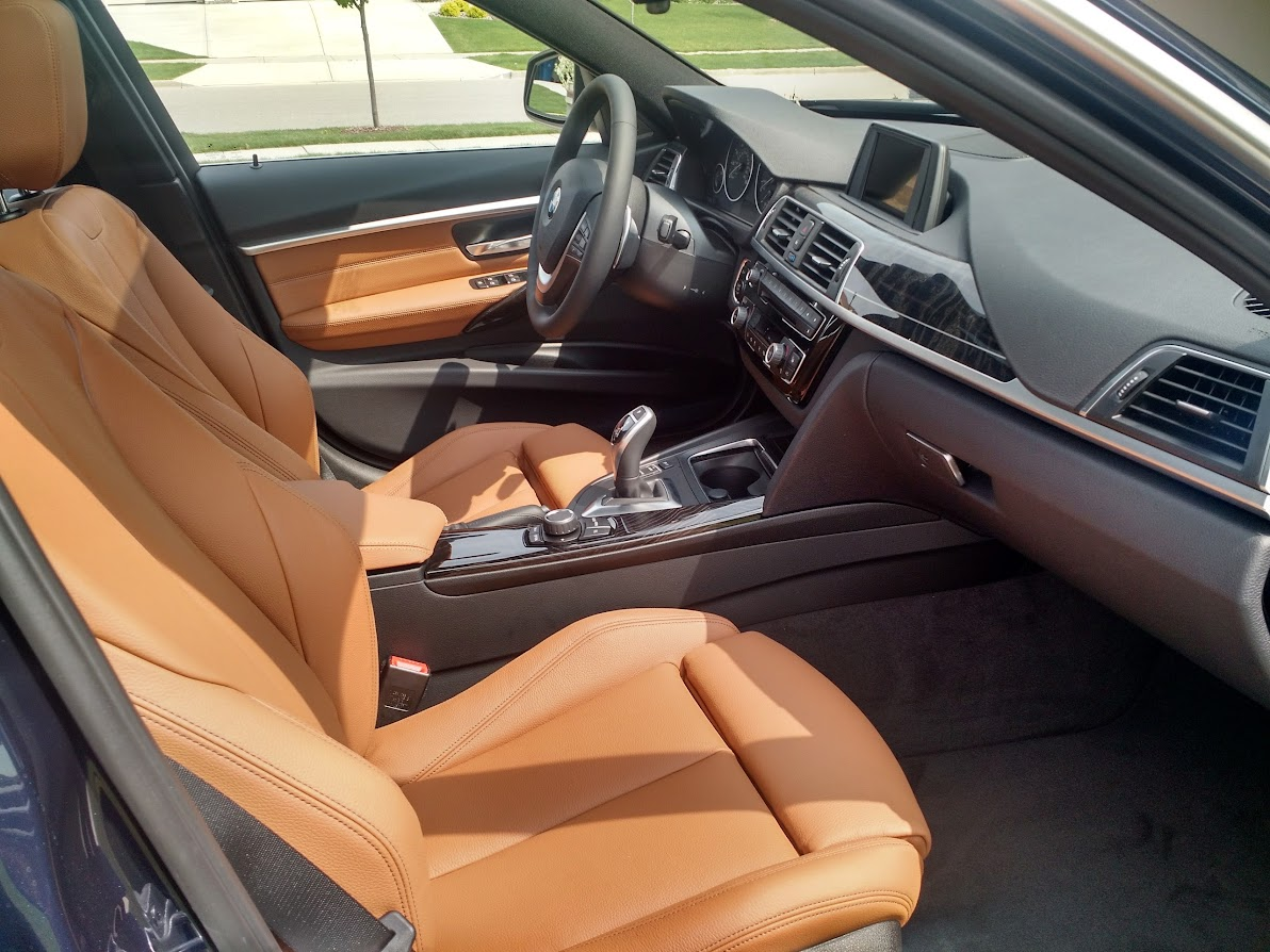 Any Nice Pics Of Saddle Brown Black Int Bmw 3 Series And 4 Series Forum F30 F32 F30post