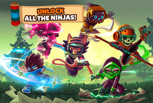 Ninja Dash Run - Epic Arcade Offline Games 2020 1.4.2 Mod Screenshots 3