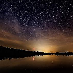 Såganäs by Christian Wilen - Landscapes Starscapes ( cirre1,  )