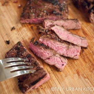 Grilled Skirt Steak (Tacos)