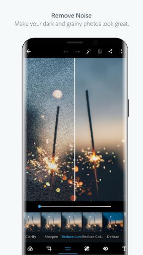 Adobe Photoshop Express:Photo Editor Collage Maker screenshot 3